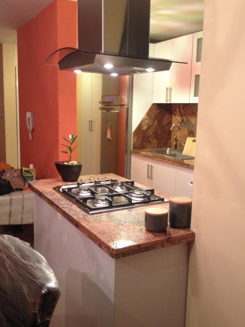 Gabinetes De Cocina Moderna Muebles De Cocina Empotrada - Bs. 5.000 ...