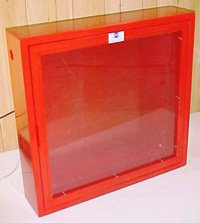 gabinetes para extintor y mangueras contra incendio