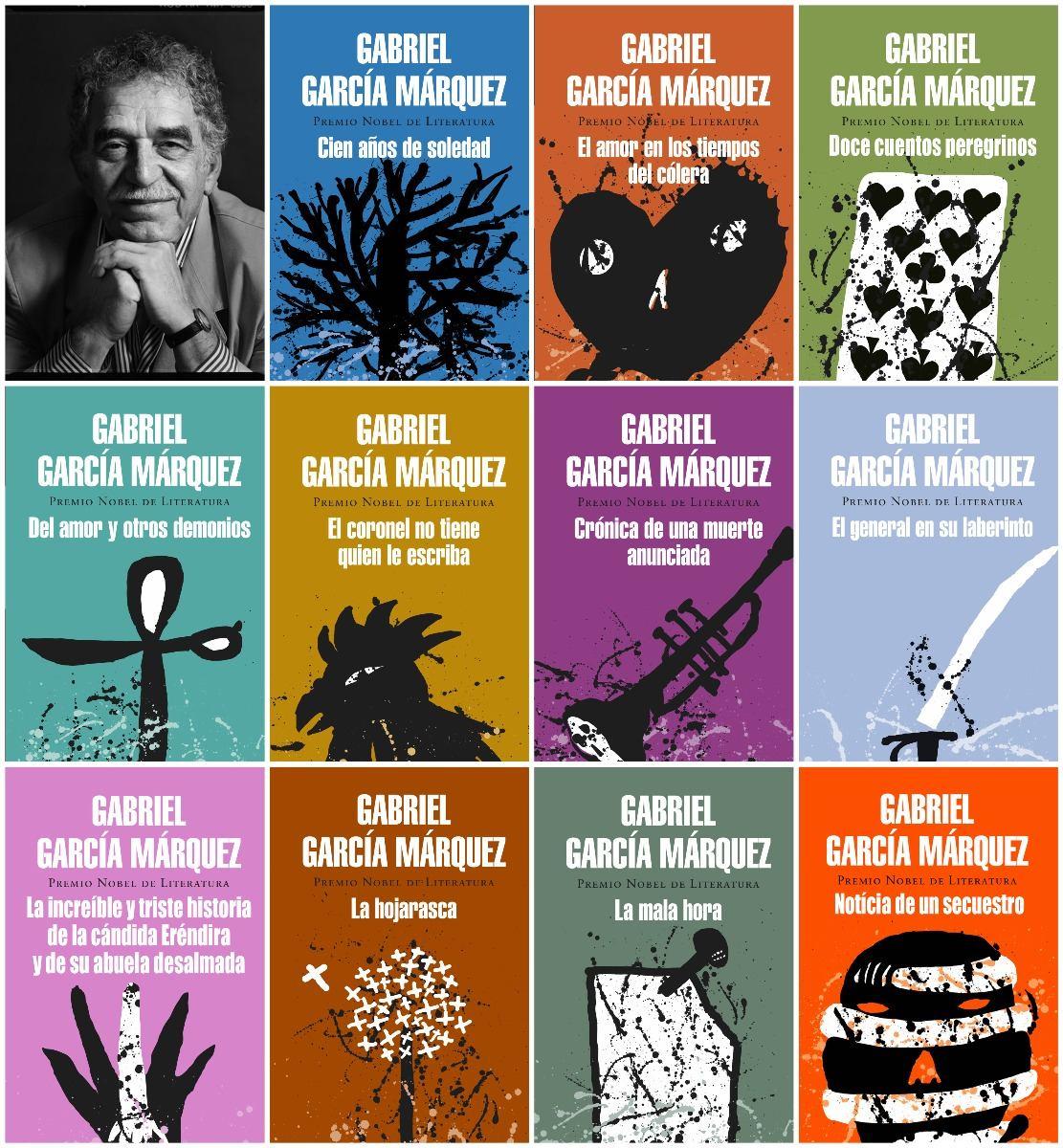 Gabriel Garcia Marquez Pdf