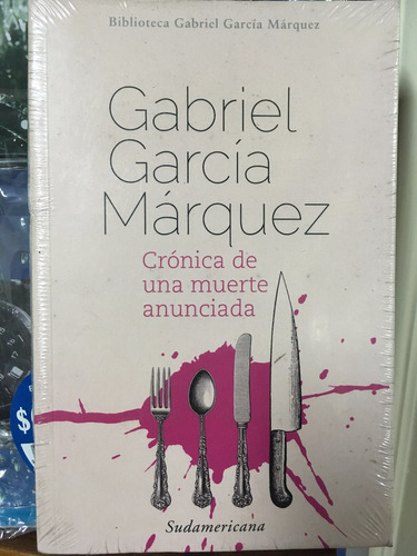 gabriel garcia marquez - cronica de una muerte anunciada