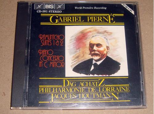 gabriel pierne dag achatz piano concert c minor cd  / kktus