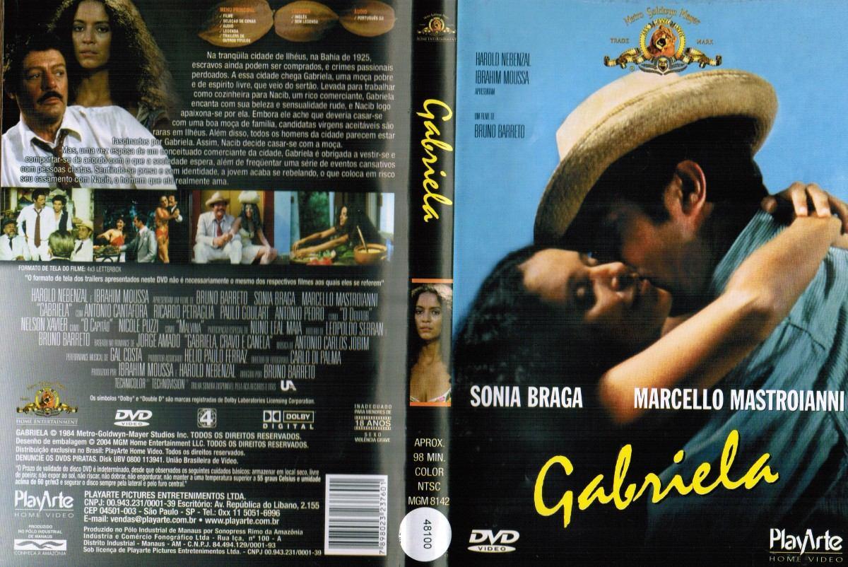 Resultado de imagem para gabriela filme nacional
