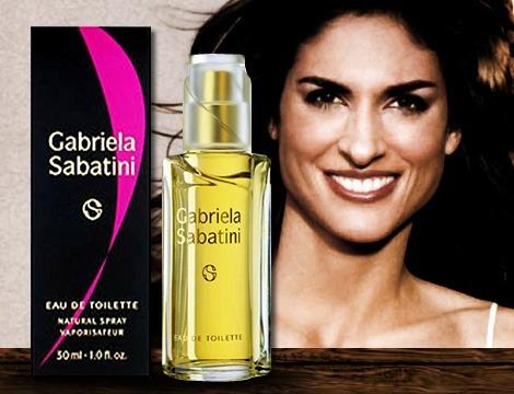 gabriela sabatini perfume