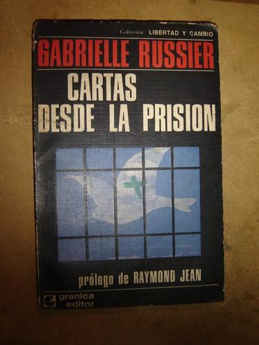 gabrielle russier cartas desde la prision
