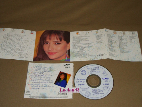 gaby rivero imaginacion 1992 wea cd