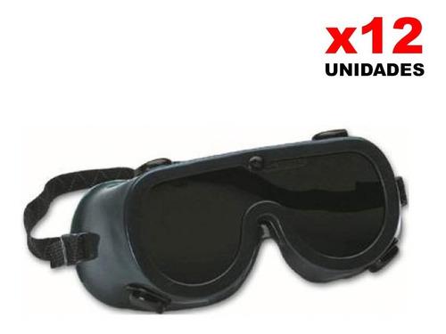 gafa para soldar toolcraft x 12 unidades