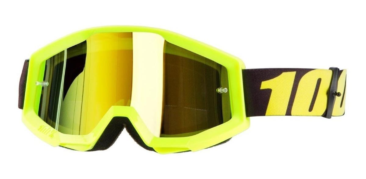 venta limitada cómo llegar Promoción de ventas Gafas 100% Strata Originales Goggles Mtb Bmx Enduro Dh