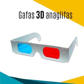 27b5ceeea0 Gafas 3d Estereoscopicas Anaglificas en Mercado Libre Colombia