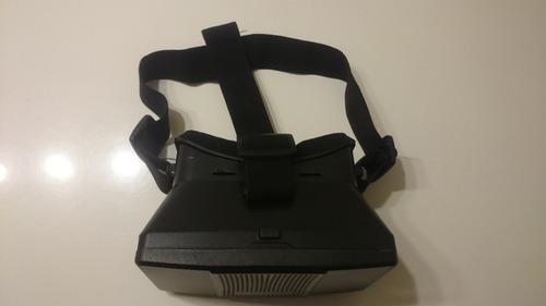 gafas 3d cardboard realidad virtual  + control bt