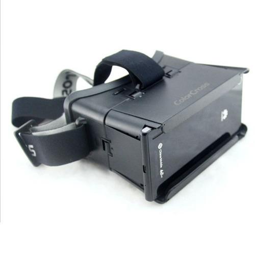 gafas 3d  colorcross celulares vídeo realidad virtual