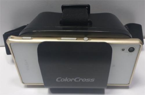 gafas 3d vr color cross version 3 cardboard