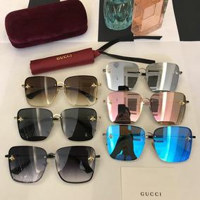 7f792bc0b1 Vendo Gafas Italianas Gucci Originales Negras - Gafas - Mercado ...