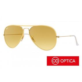 c3d267ffaf Gafas Ray Ban Aviator Clasicas Y Efecto Espejo Silver Y Gold - Ropa ...