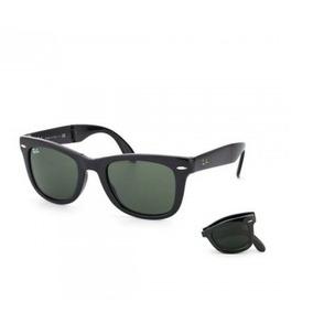 28a3382303784 Gafas Lentes Ray Ban Wayfarer Folding Rb4105 Lente Espejo - Gafas en ...