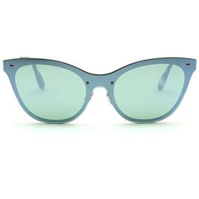 40f04ba886190 Gafas Para Hombre Ray-ban Rb3580n Blaze Cat Eye 042 30 - 43