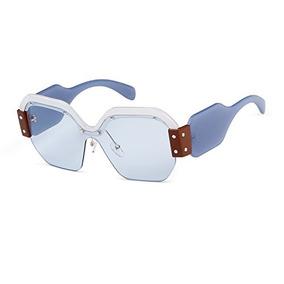 85c730c812 Gifiore Gafas De Sol Retro Vintage Para Mujer, Gafas De Aro. Bogotá D.C. ·  Anteojos De Sol De Gran Tamano Para Mujer Semi Montura Color
