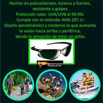 Gafas Nemesis Ciclismo,motocros, Tiro, Caza, Originales