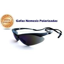 Gafas Nemesis Polarizadas, 100% Protección Rayos Uva, Uvb