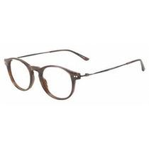 Gafas Giorgio Armani Oar7010 Rayado Brown 5023 Lentes 49mm