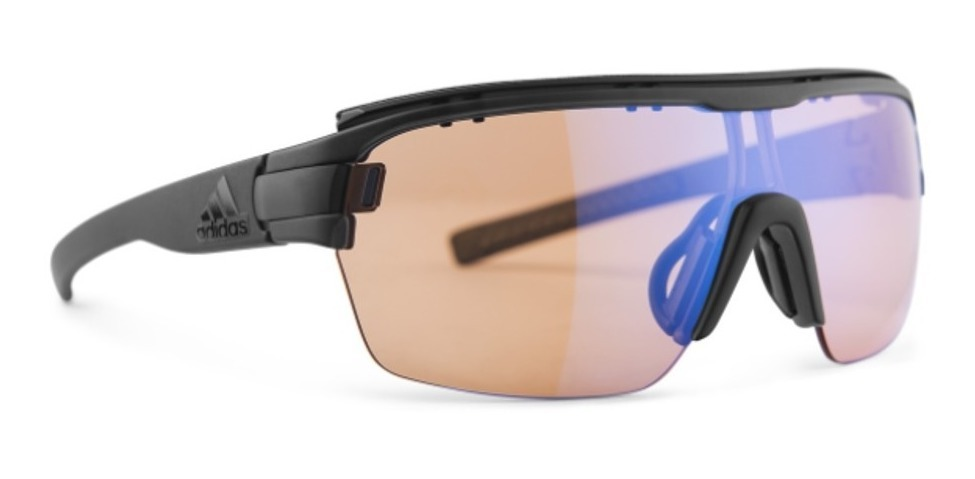 venta de bajo precio encontrar el precio más bajo una gran variedad de modelos Gafas adidas Ciclismo Zonyk Aero Black Matt / Lst