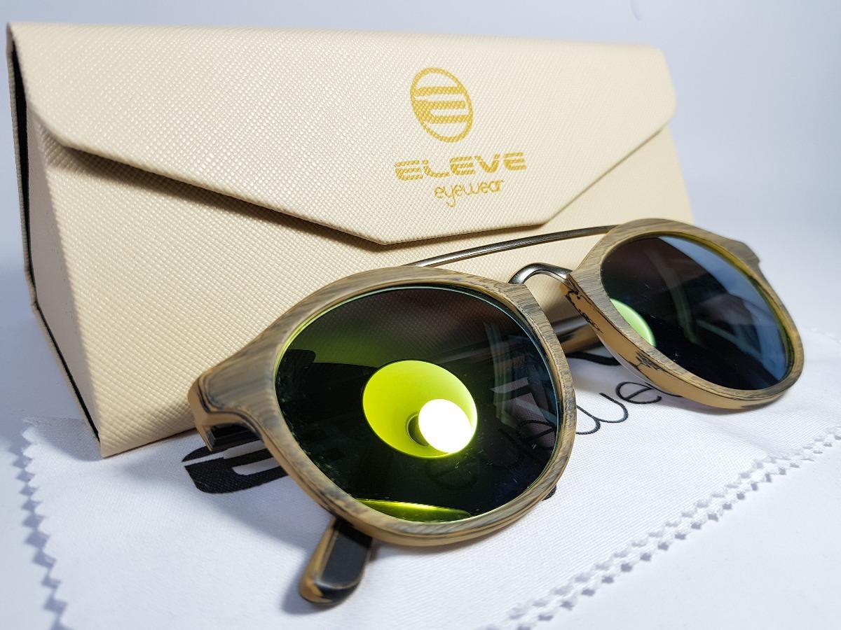 71031f1dac gafas anteojos de sol espejados acetato trendy con barra. Cargando zoom.