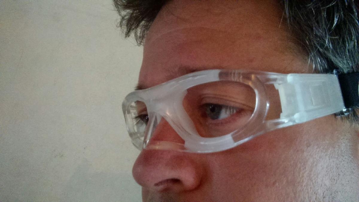 Gafas Anteojos Protector De Ojos Pelota Paleta Aaron Sehter - $ 850 ...