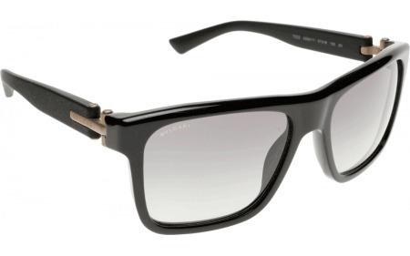 gafas bvlgari bv7022-530911-57 policarbonato negro hombre