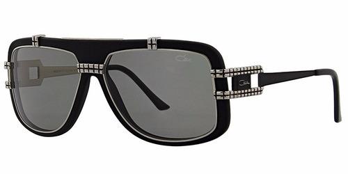 gafas cazal 661/3 negra unisex original envío gratis