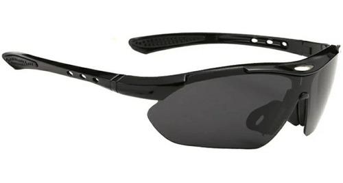 gafas ciclismo rockbros uv400 cinco lentes intercambiables