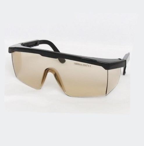 gafas co2 10600nm od5 para cortadora laser lentes 10.6um