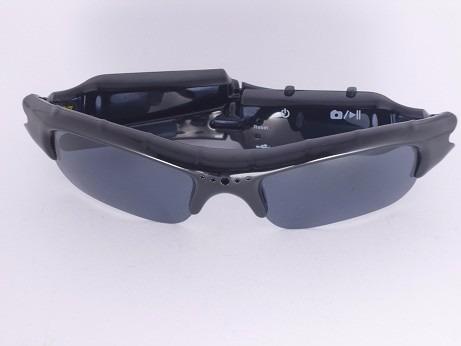 gafas con cámara espía 720p grabación de audio y video