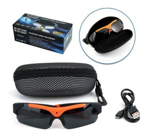 gafas con cámara integrada hd 1080p deportivas