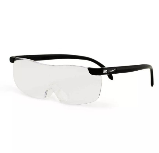 Gafas De Aumento Big Vision Mas Vision Nitidez Lupa Aumento ... a3fd00d735
