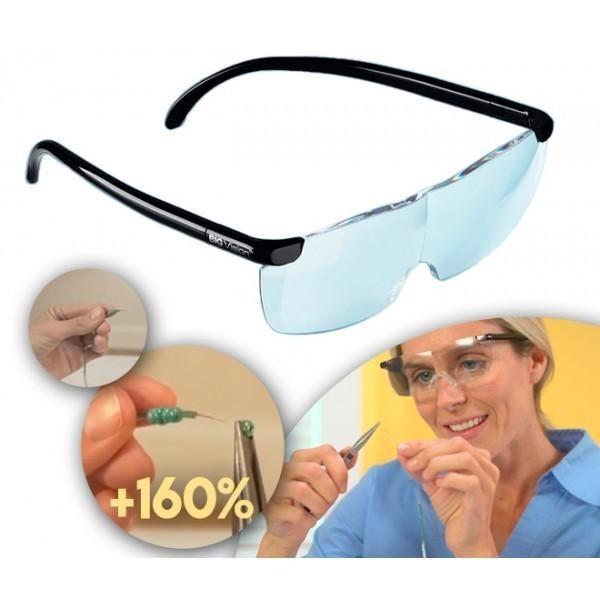 Gafas De Aumento Big Vision Mas Vision Nitidez Lupa Lente Cr ... b6c26b2cfd