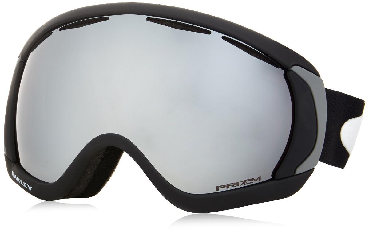 678306b111 gafas de esquí oakley canopy, negro mate / prizm black ir. Cargando zoom.