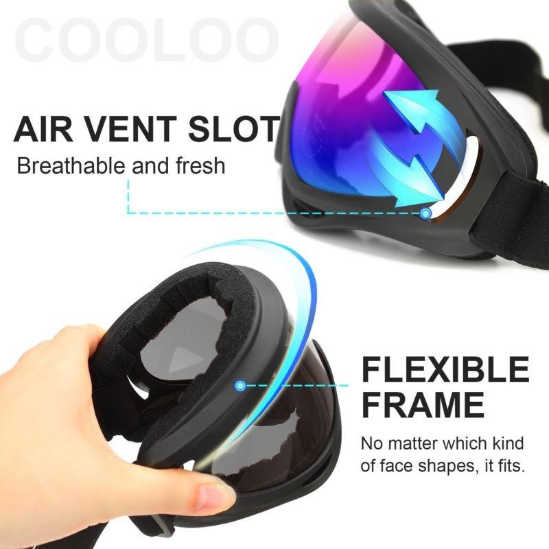 d26899d9c2 ... ski polarizadas 2 pack gafas motocicleta niños. Cargando zoom.