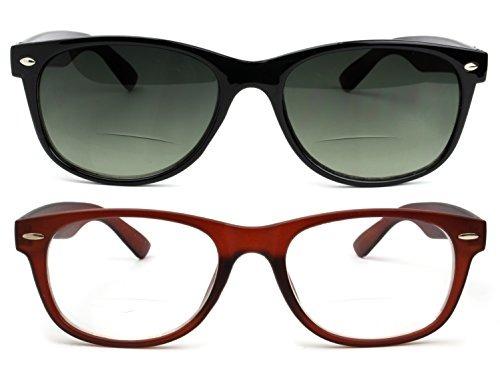 bd57948b8e gafas de lectura bifocal y gafas de sol bifocal para hombres ...