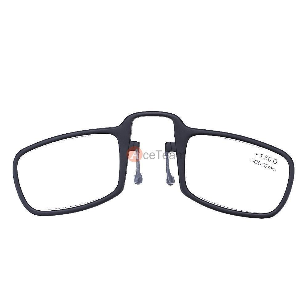 8bd3e2cbde gafas de lectura portátil mini nariz clip... (+1.50 str.) Cargando zoom.