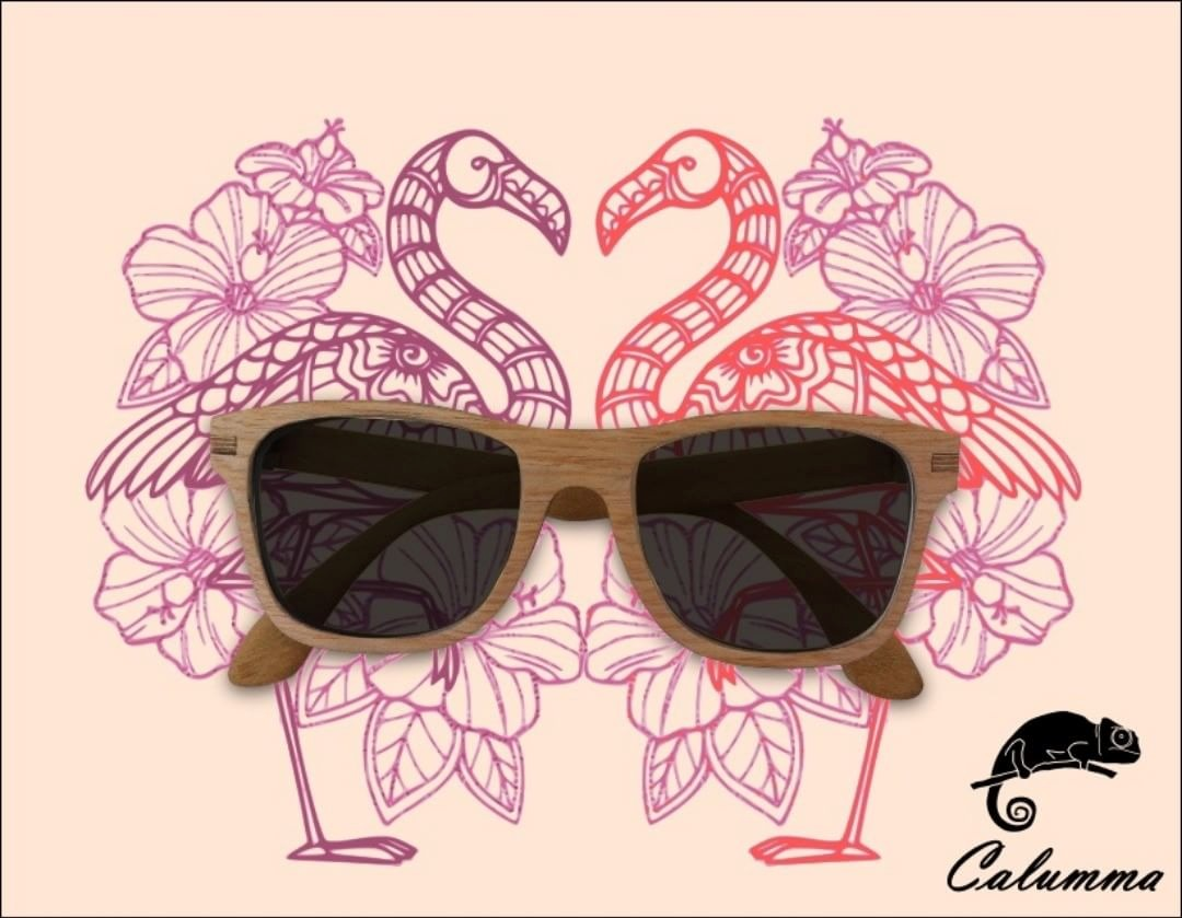 1198ddfd17 Gafas De Madera - Gafas Calumma - $ 169.000 en Mercado Libre