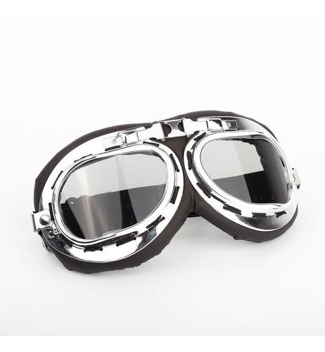 gafas de motocicleta estilo vintage moto volador scooter avi