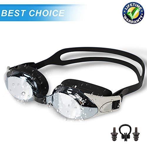 bc239824c0 Gafas De Natación Con Lentes Graduadas Anti Fog... - $ 22.990 en ...