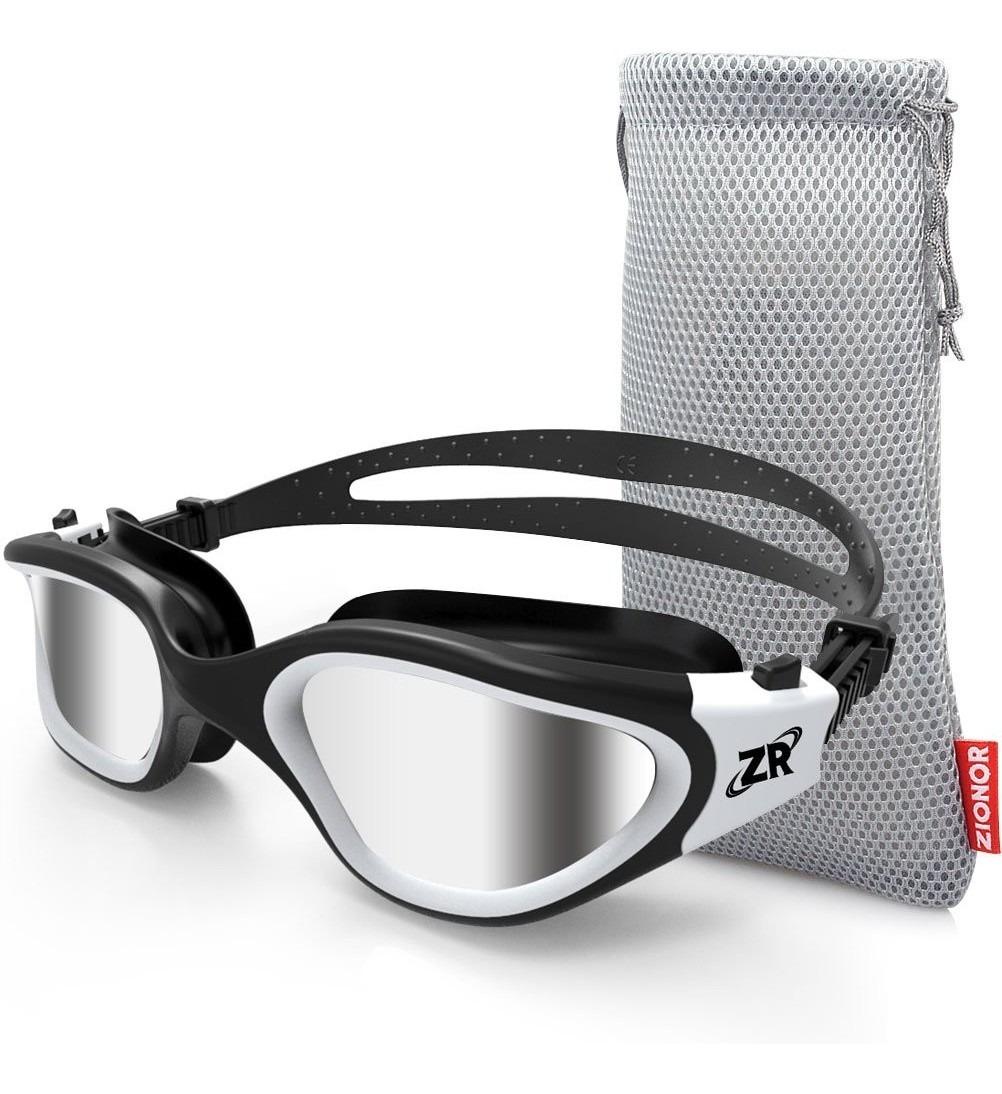 Gafas De Natación De Zionor, G1 Polarizadas, Projoección Uv,