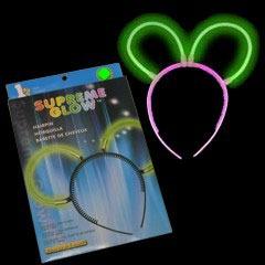 gafas de neon, glowstick, manillas de neon, barras de neon,