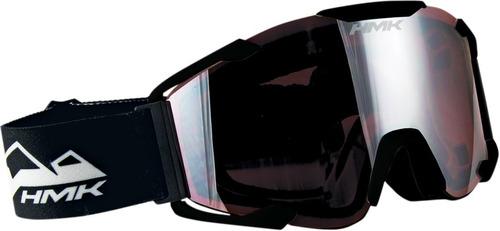 gafas de nieve hmk vapor negro os