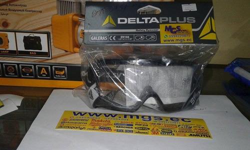 gafas de protección para motocicletas.
