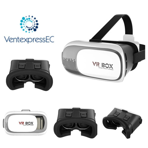 gafas de realidad virtual vr box 3d 2.0