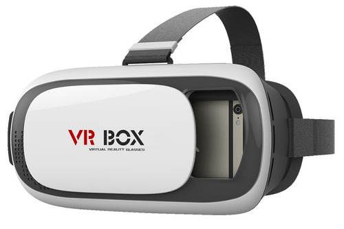 gafas de realidad virtual vrbox 2.0 + control bluetooth