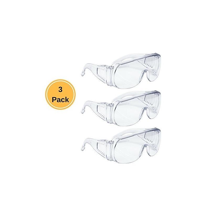 Gafas De Seguridad Amston (paquete De 3) bc4909d2a265