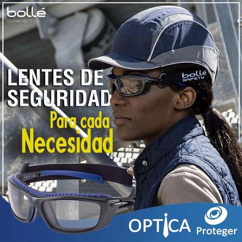 ab28735f81 Gafas De Seguridad Bolle Cobra Lente Gris - $ 135.000 en Mercado Libre