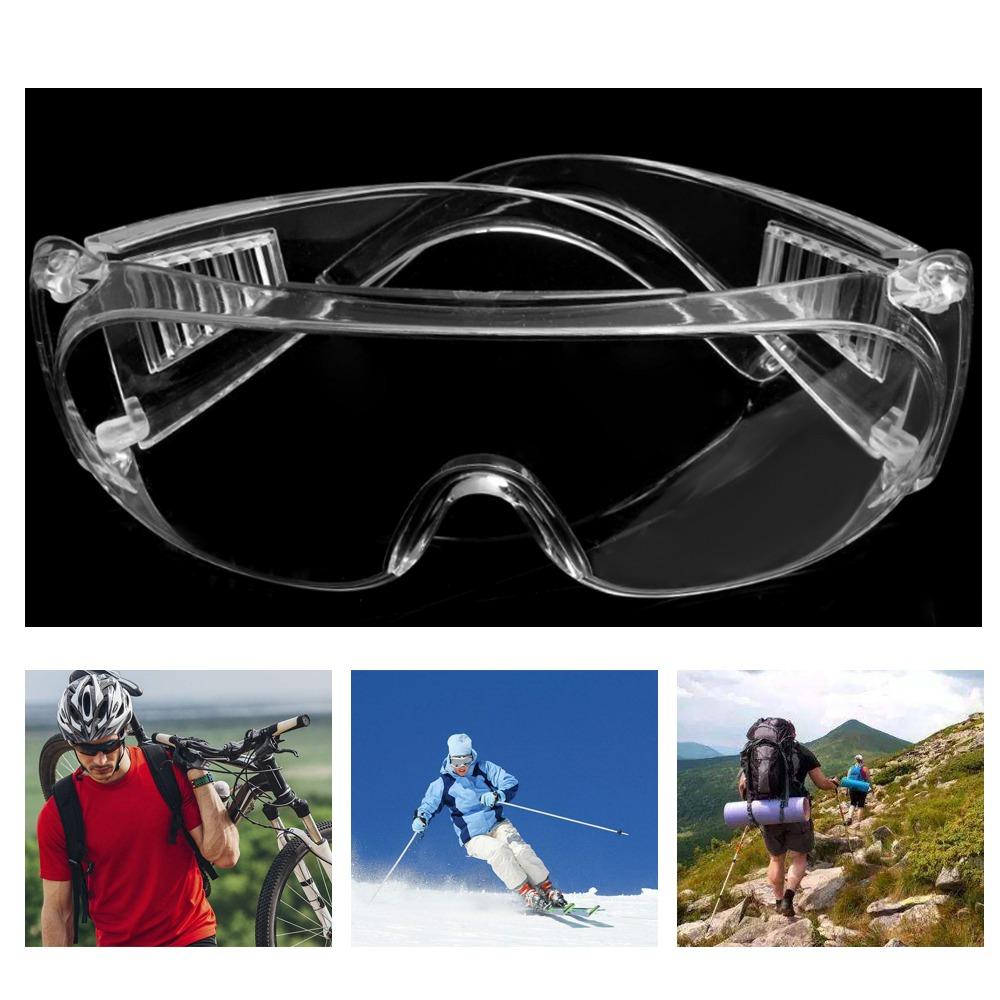 57ffc5152e Gafas De Seguridad De Color Transparente Protecci n Ocular ...
